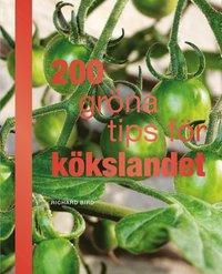 200 gr�na tips f�r k�kslandet (inbunden)