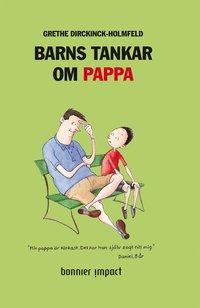 Barns tankar om pappa (kartonnage)