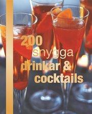 200 snygga drinkar & cocktails (inbunden)