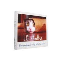 LOL-katter : bilder p� gulliga och rrroliga katter fr�n internetet (h�ftad)