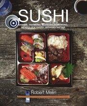 Sushi sashimi yakimono agemono nabemono menrui & andra japanska rätter