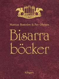 Bisarra böcker (inbunden)