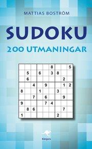 Sudoku : 200 utmaningar