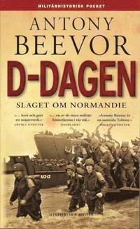 D-dagen : slaget om Normandie (pocket)