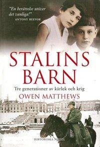 Stalins barn : tre generationer av k�rlek och krig (pocket)