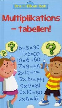 Multiplikationstabellen (kartonnage)