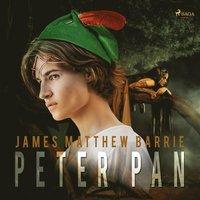 Peter Pan (mp3-bok)