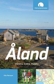 Åland : vandra cykla paddla