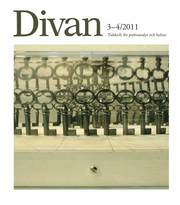 Divan 3-4(2011) Konfidentialitet