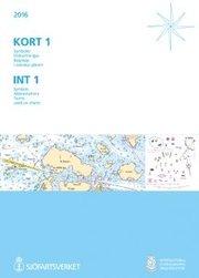 KORT 1: Symboler – Förkortningar – Begrepp i svenska sjökort – INT 1: Symbols – Abbreviations – Terms used on charts