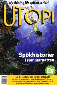 Utopi magasin 2. Sp�ksommar (h�ftad)