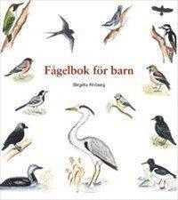 Fågelbok för barn (häftad)