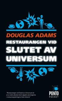 Restaurangen vid slutet av universum (h�ftad)