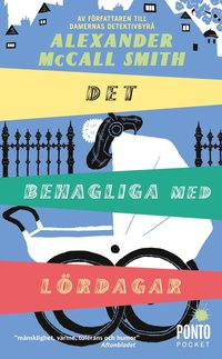 Det behagliga med l�rdagar (pocket)