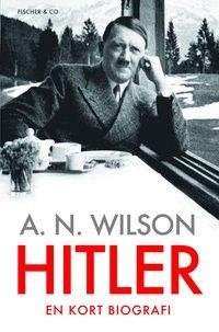 Hitler : en kort biografi (inbunden)