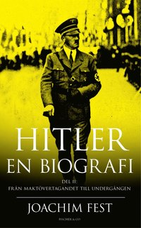 Hitler : en biografi. D. 2 (pocket)
