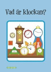 Vad är klockan? (A4-format)