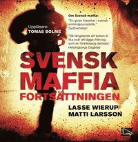 Svensk maffia forts�ttningen Mp3 (pocket)