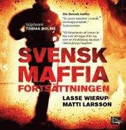 Svensk maffia - forts�ttningen (mp3-bok)
