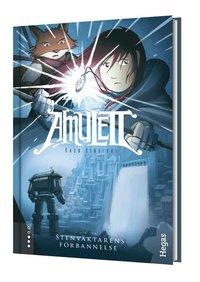 Amulett - Stenv�ktarens f�rbannelse (inbunden)