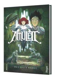 Amulett: Det sista r�det (inbunden)