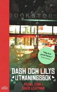Dash och Lilys utmaningsbok (pocket)