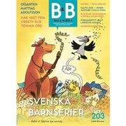 Bild & Bubbla. Svenska barnserier