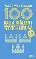 100 balla st�llen i Stockholm 2015-2016