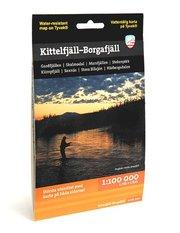 Kittelfjäll – Borgafjäll (1:100 000)