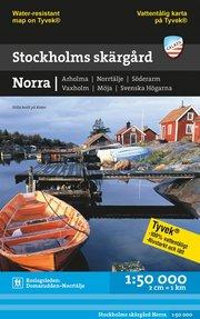 Stockholms skärgård – Norra (1:50 000)