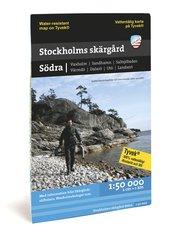 Stockholms skärgård – Södra (1:50 000)