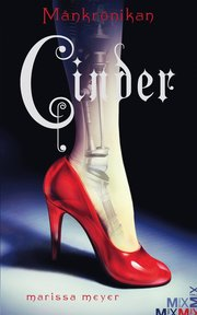 Cinder (inbunden)