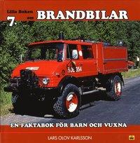 Lilla boken om brandbilar (h�ftad)