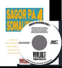 Somaliska sagor 1 (h�ftad)