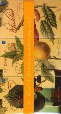 Presentbox mattrilogin; Vin; Apelsin; Choklad (h�ftad)
