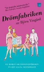 Dr�mfabriken : bakom kulisserna - en roman om Bonniers (pocket)