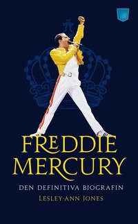 Freddie Mercury : den definitiva biografin (pocket)