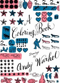 A coloring book : drawings by Andy Warhol (h�ftad)
