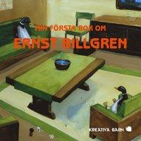 Min första bok om Ernst Billgren (kartonnage)