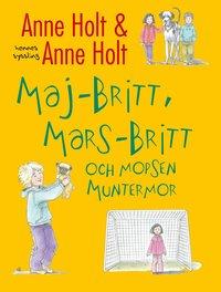 Maj-Britt, Mars-Britt och mopsen Muntermor (pocket)