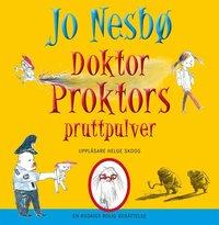 Doktor Proktors pruttpulver (mp3-bok)