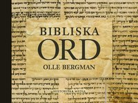 Bibliska ord (inbunden)
