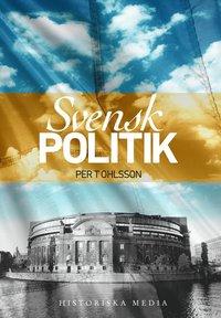 Svensk politik (inbunden)
