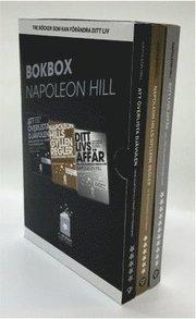Napoleon Hill – Tre böcker som kan förändra ditt liv Samlarbox