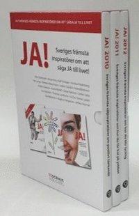 JA! Sveriges fr�msta inspirat�rer om att s�ga JA till livet (kartonnage)