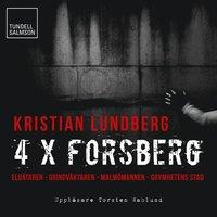 Fyra x Forsberg (inbunden)