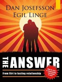 The Answer (mp3-bok)