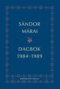 Dagbok 1984-1989 (inbunden)