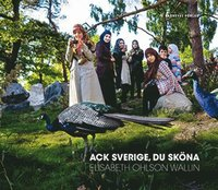 Ack Sverige, du sk�na (h�ftad)