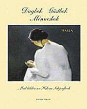 Dagbok – gästbok – minnesbok : med bilder av Helene Schjerfbeck